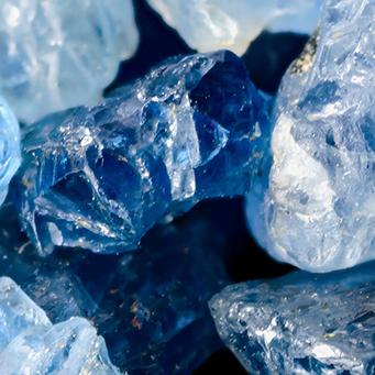 Bijoux pierres précieuses
